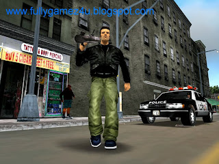 Download Free GTA 3 Game For PC