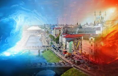 слайд-шоу виды Казани