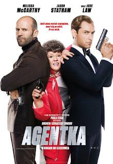 """Recenzja filmu """"Agentka"""" (2015)"""