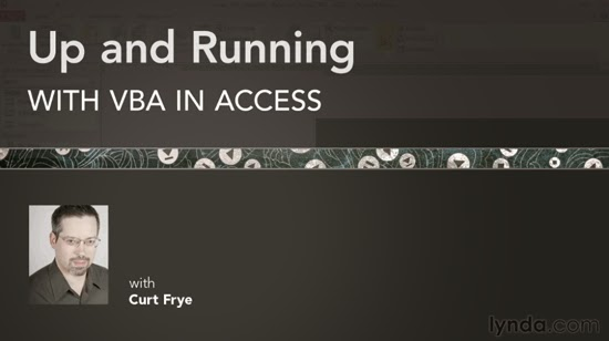 Lynda – Up and Running with VBA in Access