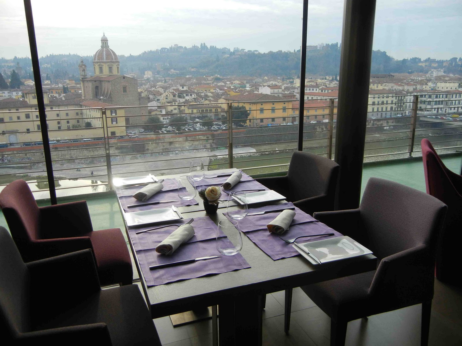 Westin excelsior florence italy westin excelsior florence deals - Se Sto The New Glass Rooftop Restaurant Of The Westin Excelsior Florence