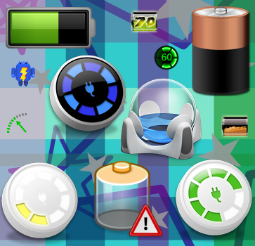 Cara Mudah Ganti Icon Baterai Android Dengan Icon Lain