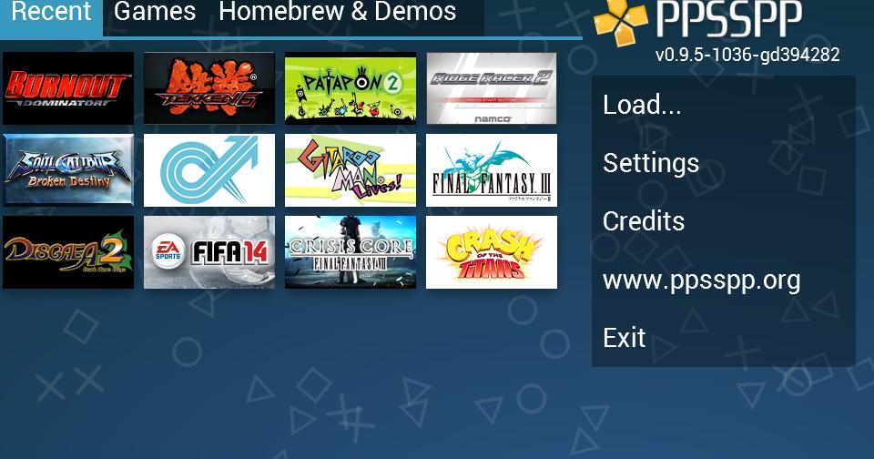 Download Kumpulan Game PSP ISO Untuk PC High Compressed