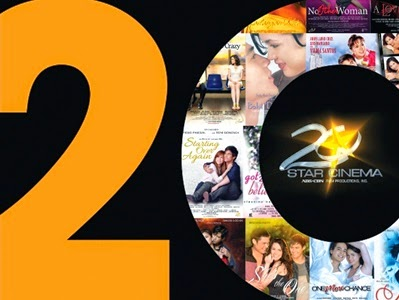 Star Cinema 20th Year Commemorative Album Cover