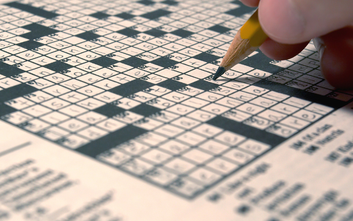 Dating from birth crossword clue — 5