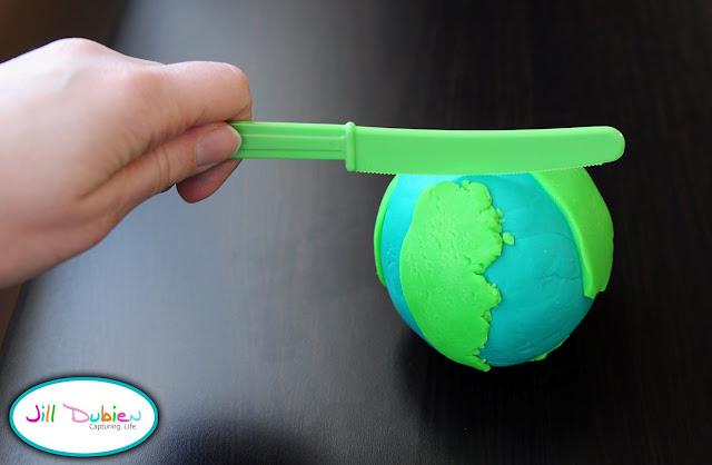 Как сделать из пластилина планет