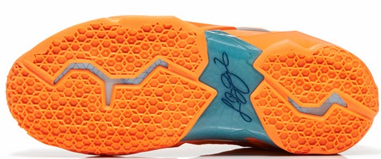 ajordanxi\u0026#39;s Sneaker World: Nike LeBron 11 \u0026quot;NYC\u0026quot; Atomic Orange/Green Abyss-Glacier Ice Release Reminder