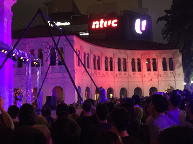 2015 Singapore Night Festival - Starlights Performance