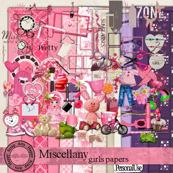 HSA-Miscelanny  Girl
