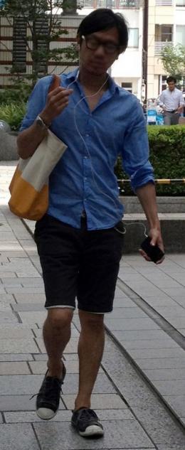 แฟชั่นการแต่งตัวสำหรับผู้ชาย สไตล์หนุ่มญี่ปุ่น