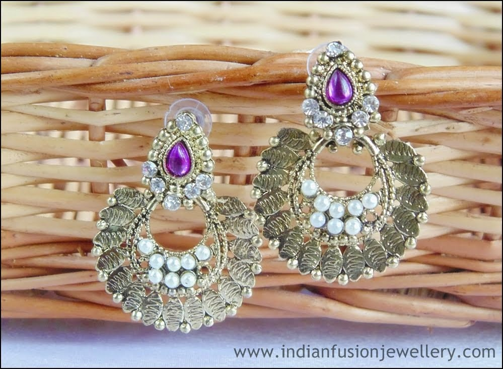 Buy Indian Fusion Jewellery Online