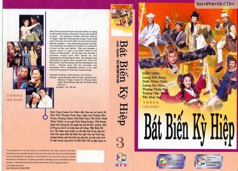 Bách Biến Hồ Ly - Images 1