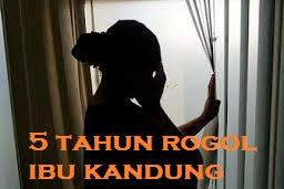 Pemuda Berusia 19 Tahun Ditangkap Kerana Memperkosa Ibu Kandung Dan Empat Adik Tirinya!!!