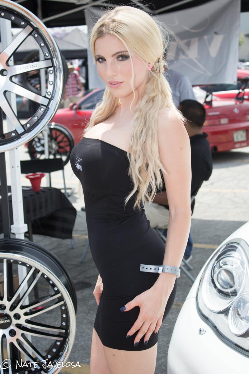 nate javelosa  autocon los angeles 2013  modeling