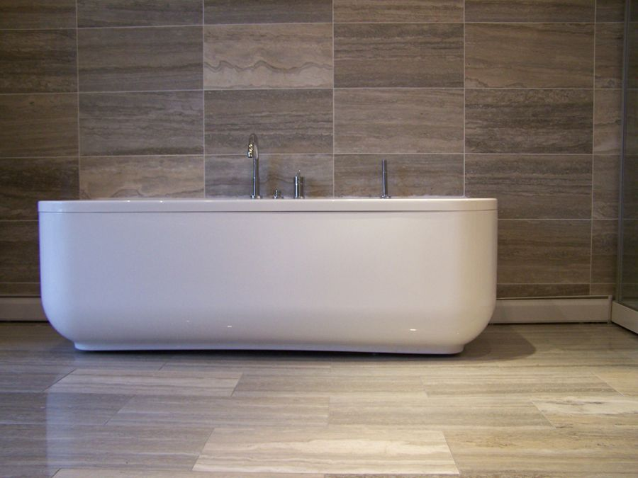 Creative You Could Leave The Shower In And Just Hack Away The Tiles Round  It Yes. 22 Model Bathroom Tiles Skirting Board   eyagci com
