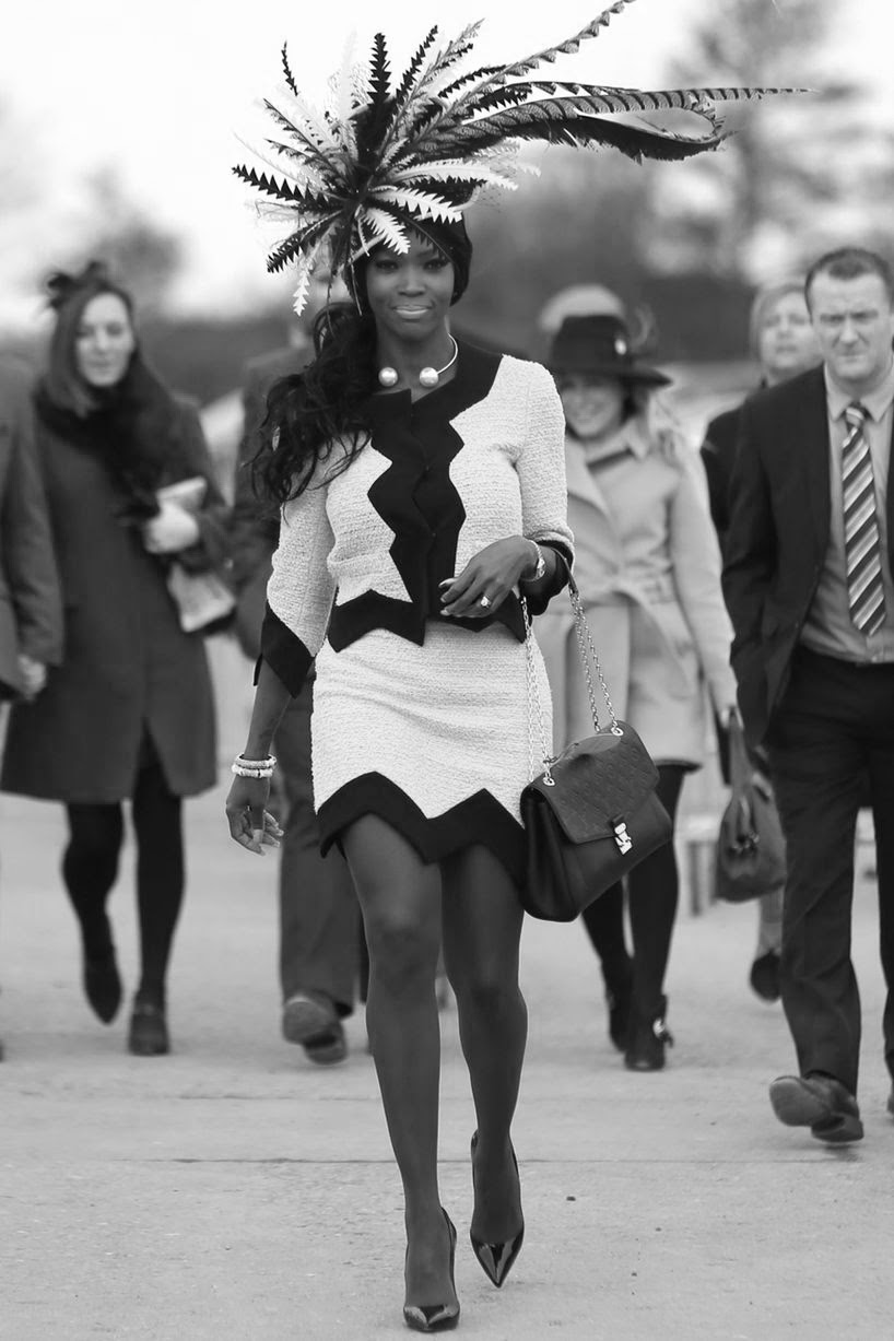 what to wear to Cheltenham festival ladies day