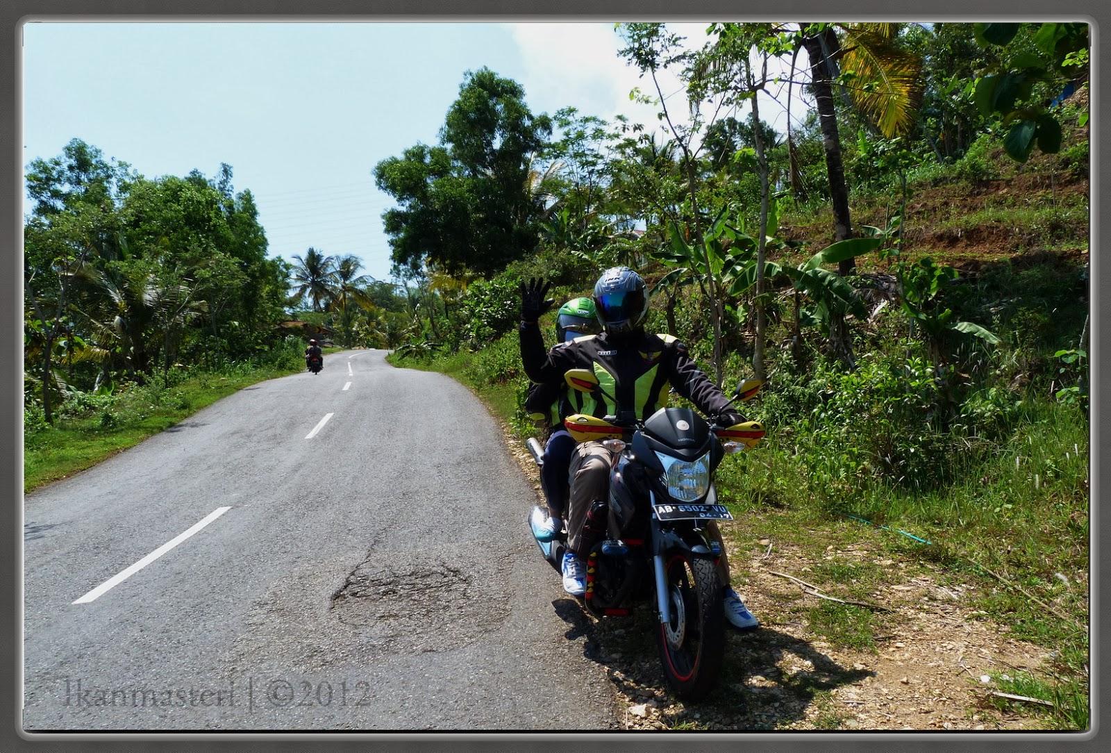Touring Pulau Sempu