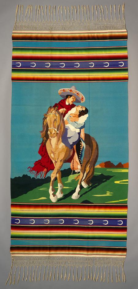 pictorial blanket
