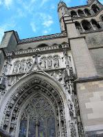 Catedral Notre Dame de Lausana, Suiza, Cathedral of Lausanne, Switzerland, Cathédrale Notre Dame de Lausanne,  Suisse, vuelta al mundo, round the world, La vuelta al mundo de Asun y Ricardo