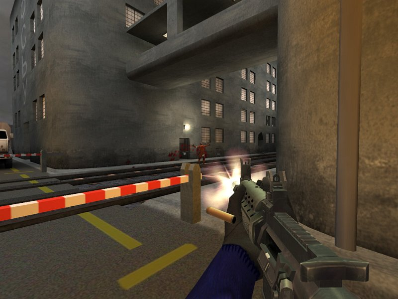 Download Game Urban Terror Full Version PC Windows, Mac, dan Linux Gratis