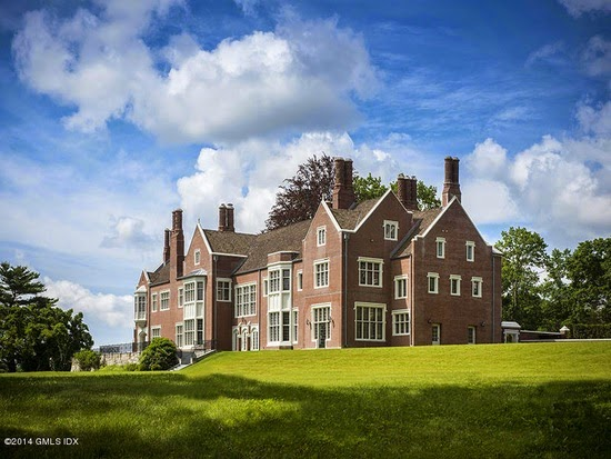 Eileen S Home Design Large Mansion For Sale In Greenwich