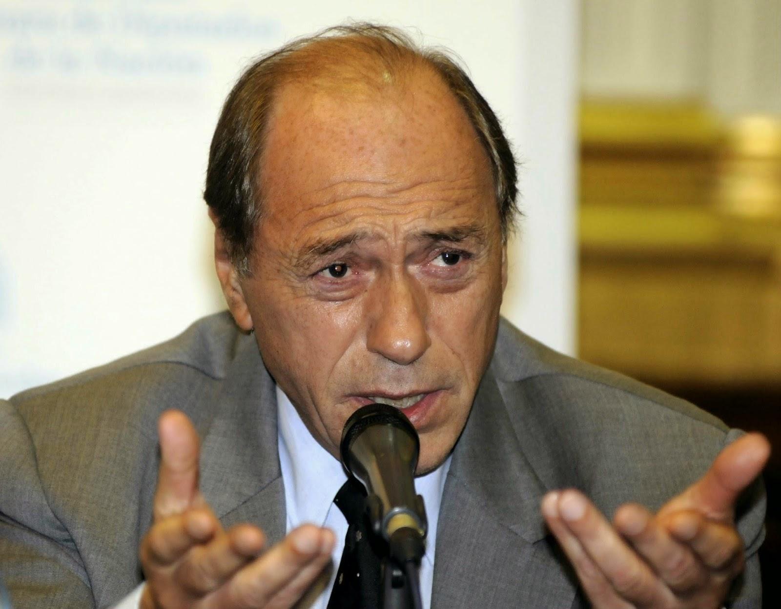Para Zaffaroni la muerte del fiscal Nisman es 'política'