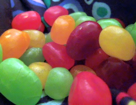 Mike and Ike Twister Jelly Beans #Easter