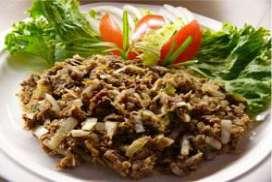 makanan khas indonesia dari daerah aceh - eungkot kemamah
