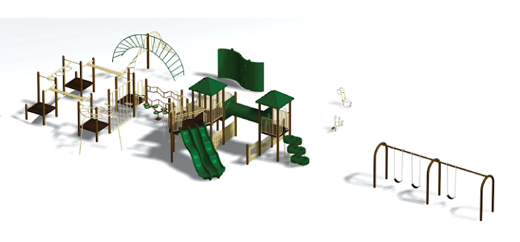 The New Playground Design