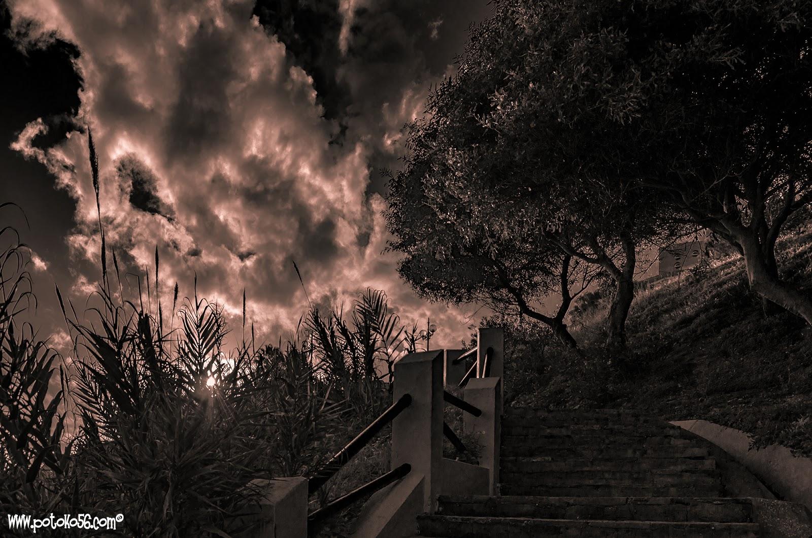 paseo a la puesta de sol por el Picobarro Rota