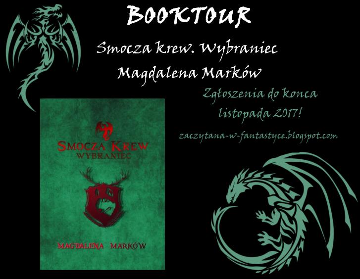 """BookTour ze """"Smoczą Krwią"""""""