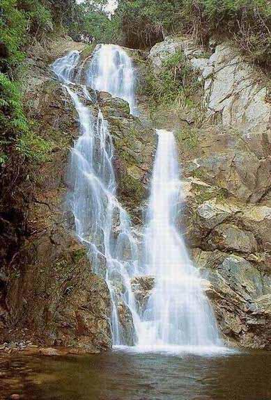 Cee Poe Waterfall