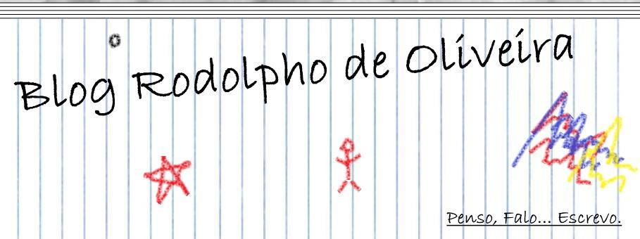 Blog Rodolpho de Oliveira