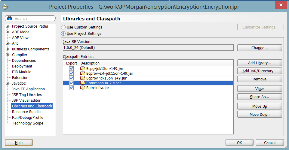 SOA and More: Create a PGP decryption pipeline Valve in Oracle SOA