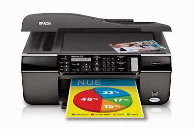 Download Epson WorkForce 310 Printer Driver and how to installing