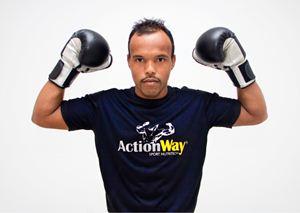 Santoantoniense vai lutar pelo título mundial de boxe