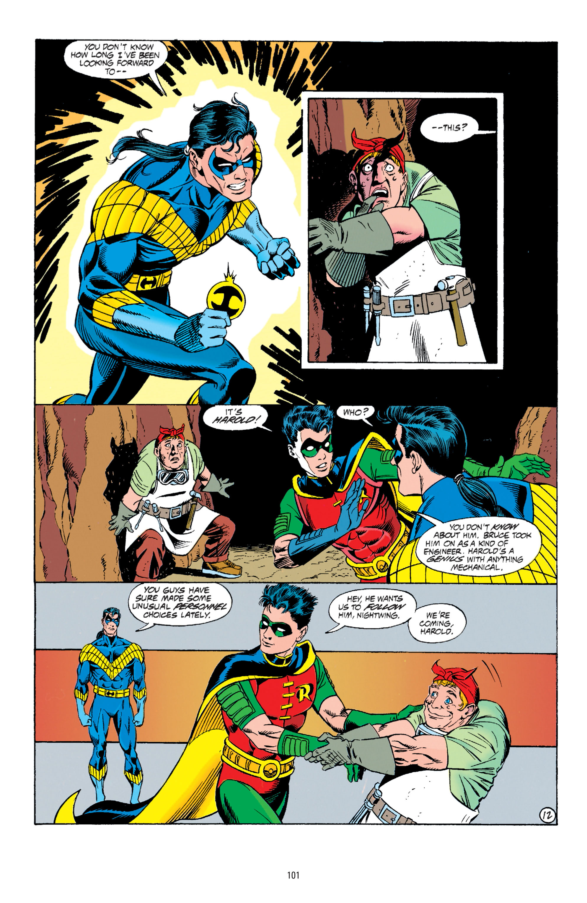 Detective Comics (1937) Issue #676 Page 13