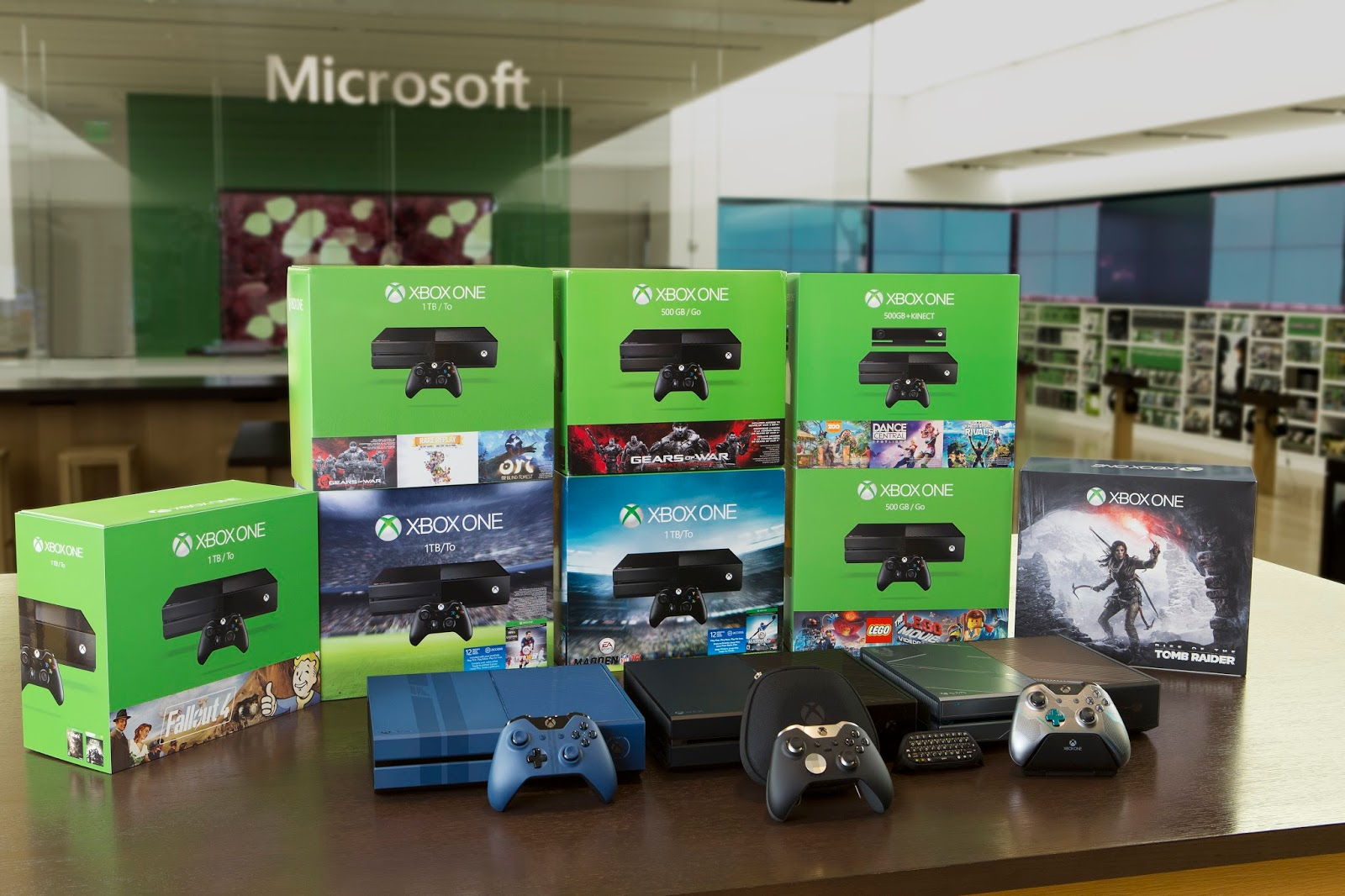 Xbox Has Deals For Everyone This Holiday