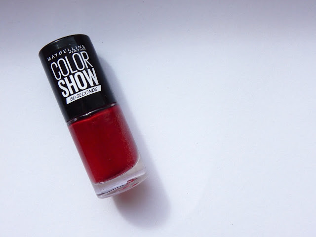 Maybelline COLORSHOW Sweet + Spicy 436 Crushed Cayenne