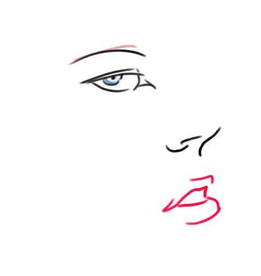 how to make a minimalist line art