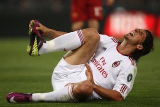 Ibrahimovic se perderá el partido ante el Barcelona
