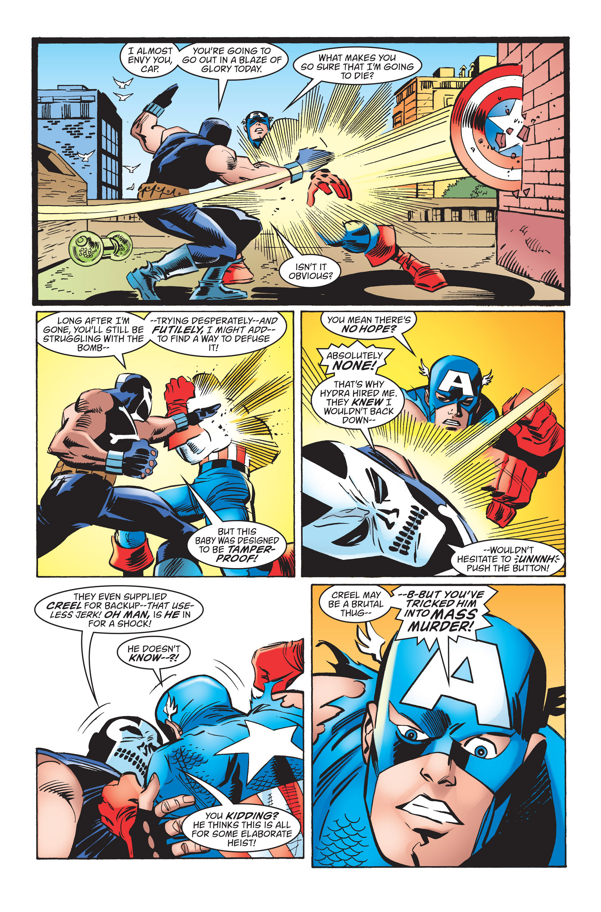 Captain America (1998) Issue #24 #30 - English 19