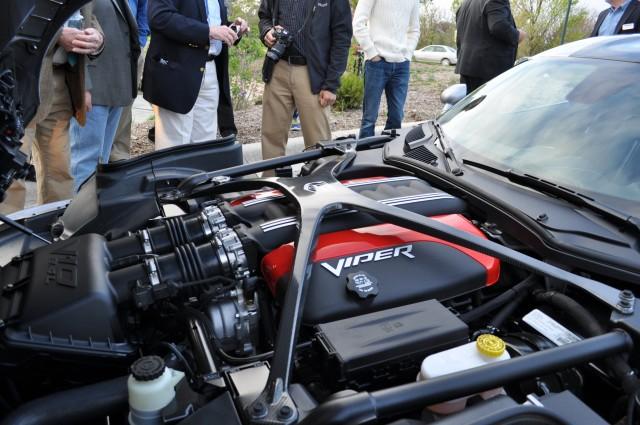 2016 Dodge Viper V10 Engine