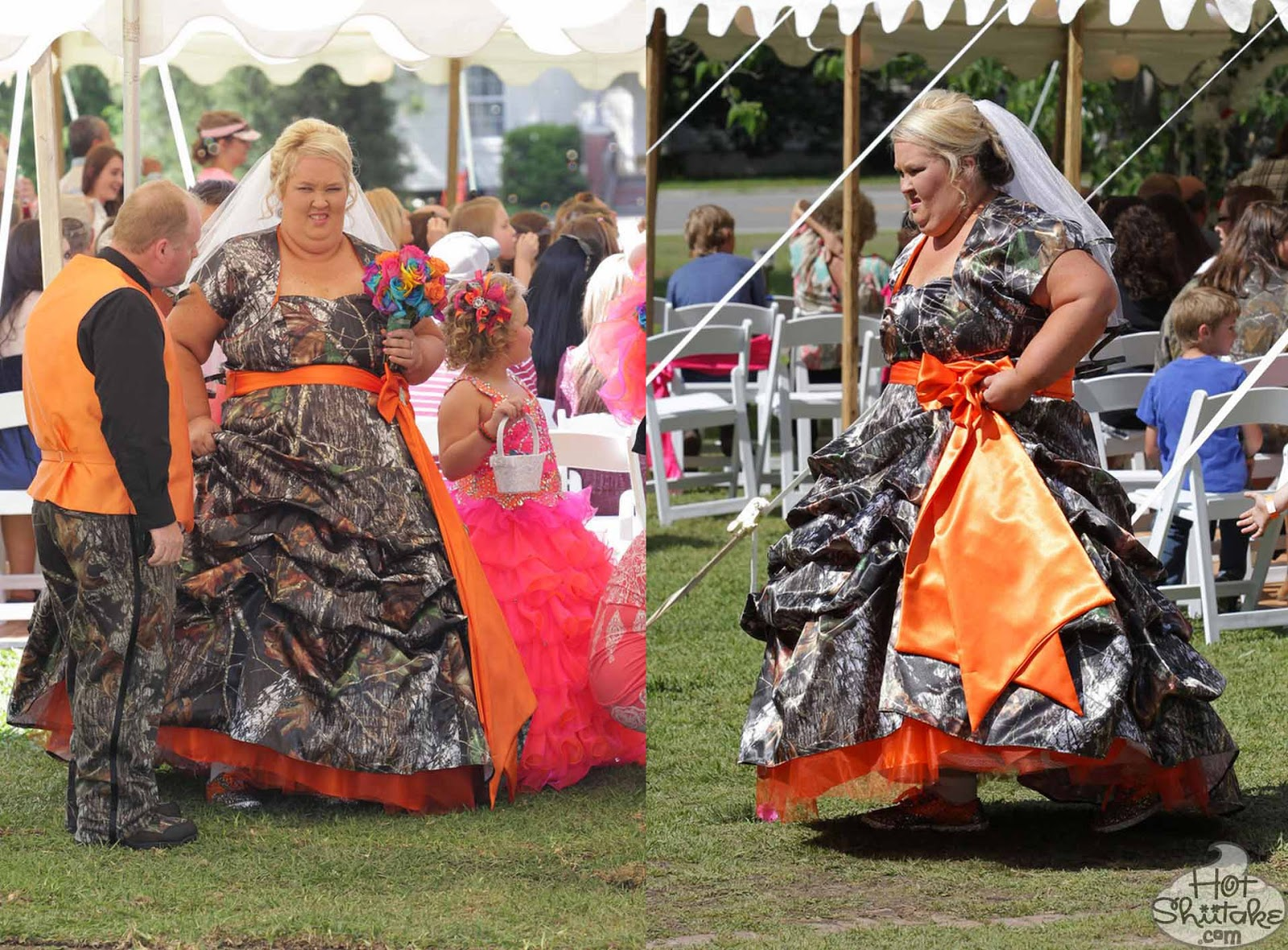 Mama June Shannon Wedding Dress