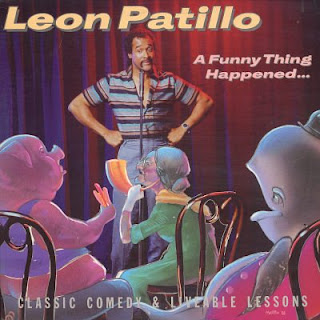 Leon Patillo - A Funny Thing Happened