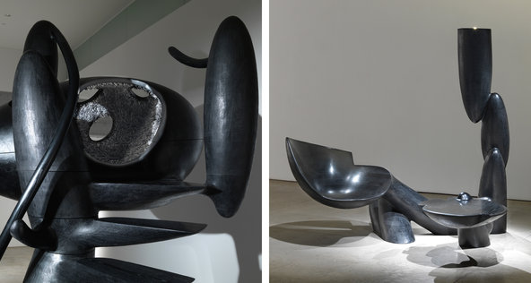 Exceptional Sculptural Furniture By Wendell Castle