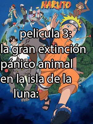 Naruto Pelicula 3 (2006)