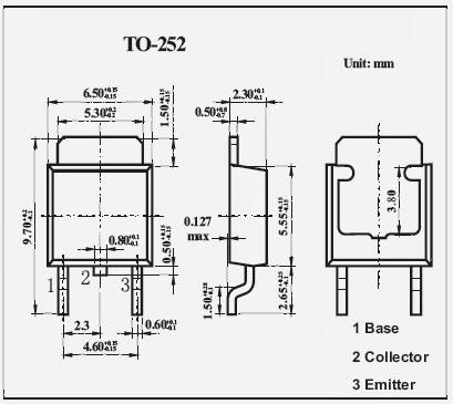 Transistor 2SD1815