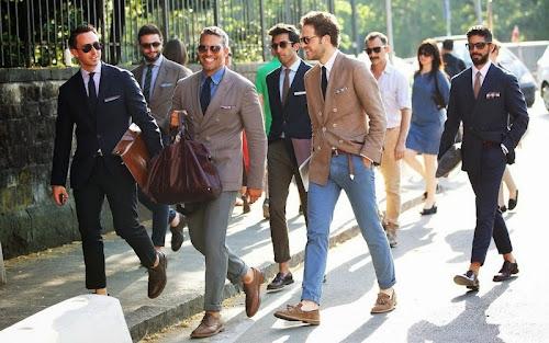 Cách mặc đồ giúp đàn ông trông cao hơn