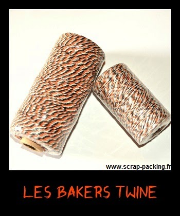 Bakers twine Halloween